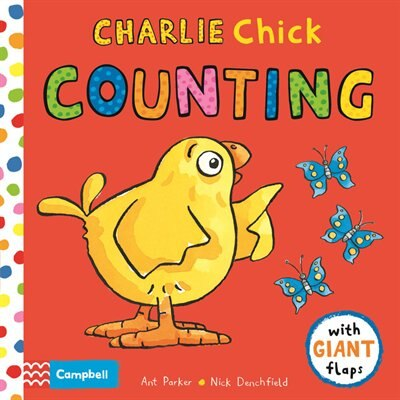 Charlie Chick Counting de Nick Denchfield