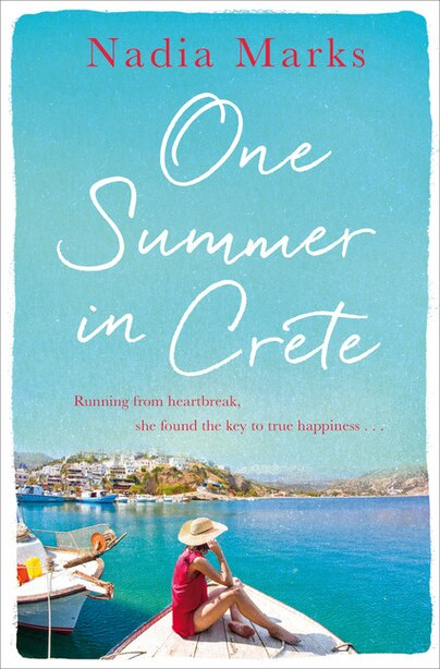 One Summer In Crete by Nadia Marks