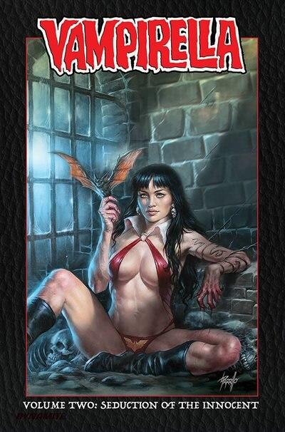 Vampirella: Seduction Of The Innocent Vol. 2 by Christopher Priest