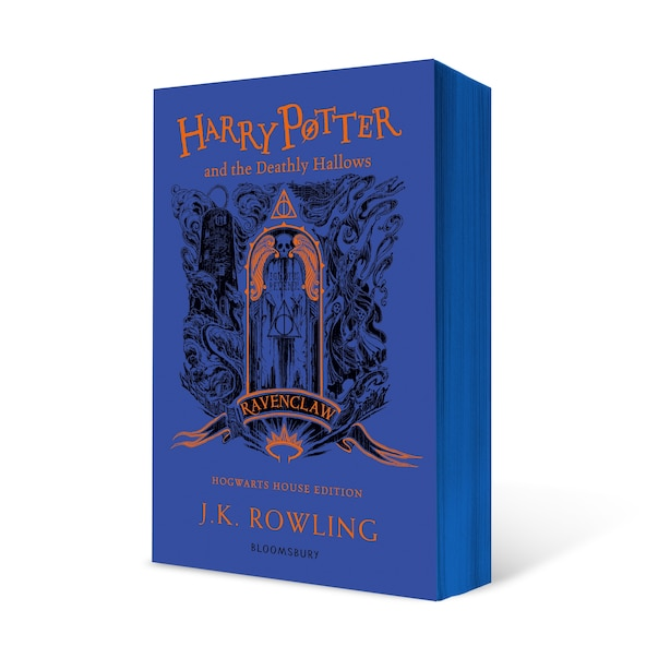 Harry Potter And The Deathly Hallows - Ravenclaw Edition de J.K. Rowling