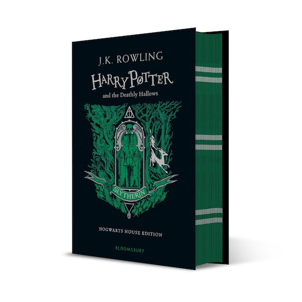 Harry Potter And The Deathly Hallows - Slytherin Edition de J.K. Rowling