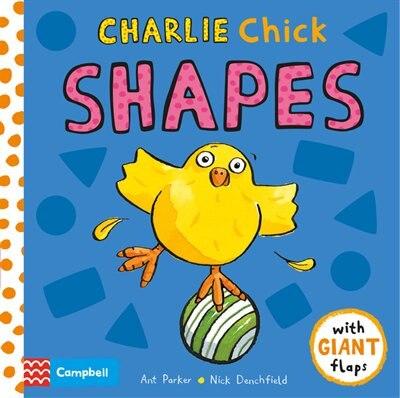 Charlie Chick Shapes de Nick Denchfield