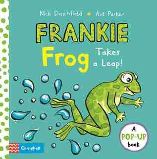 Frankie Frog Takes A Leap de Nick Denchfield
