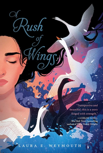 A Rush of Wings by Laura E. Weymouth