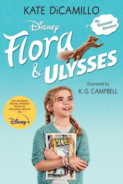 Flora And Ulysses: Tie-in Edition de Kate Dicamillo