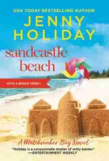 Sandcastle Beach: Includes A Bonus Novella by Jenny Holiday