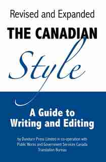 The Canadian Style by The Dundurn Group