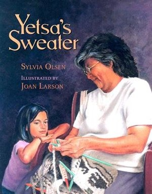 Yetsa's Sweater de Sylvia Olsen