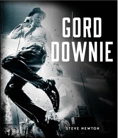 Gord Downie by Steve Newton