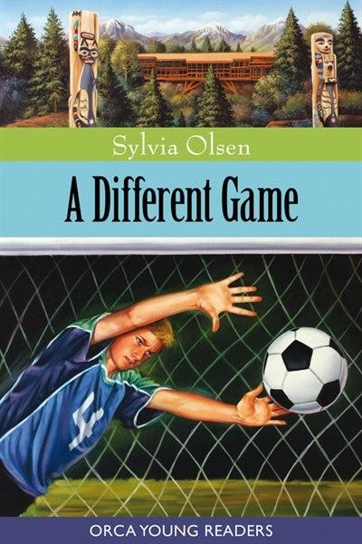 A Different Game de Sylvia Olsen