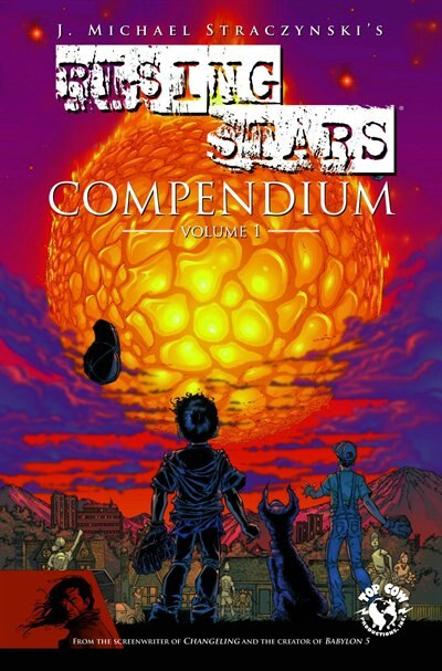 Rising Stars Compendium de J. Michael Straczynski