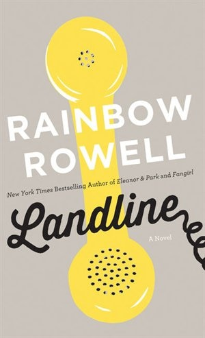 Landline: Large Print by Rainbow Rowell