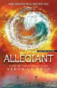 Allegiant de Veronica Roth