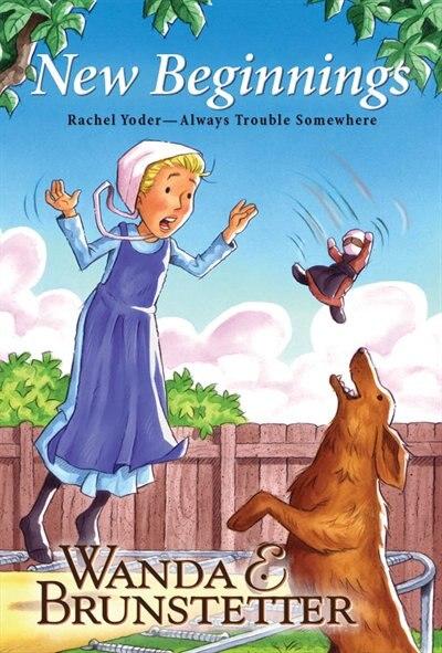 Rachel Yoder: New Beginnings: Book 4 by Wanda E. Brunstetter