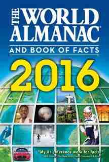 The World Almanac and Book of Facts 2016 de Sarah Janssen
