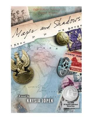 Maps and Shadows: A Novel by Krysia Jopek
