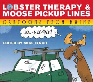 Lobster Therapy & Moose Pick-up Lines by Jeff Pert