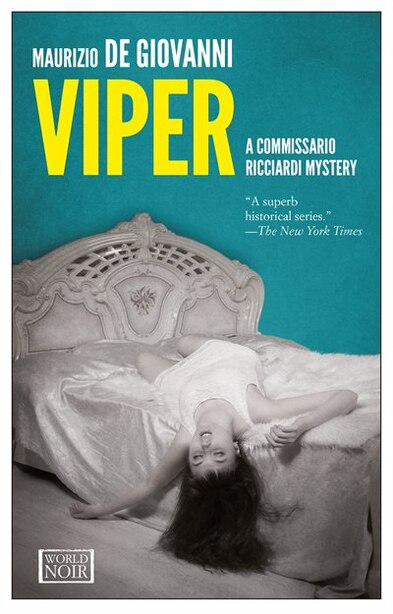 Viper: No Resurrection For Commissario Ricciardi by Maurizio de Giovanni