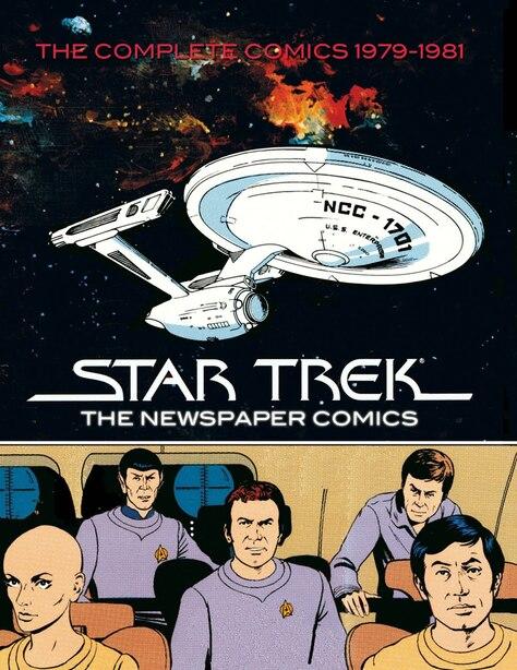 Star Trek: The Newspaper Strip Volume 1 by Ron Harris