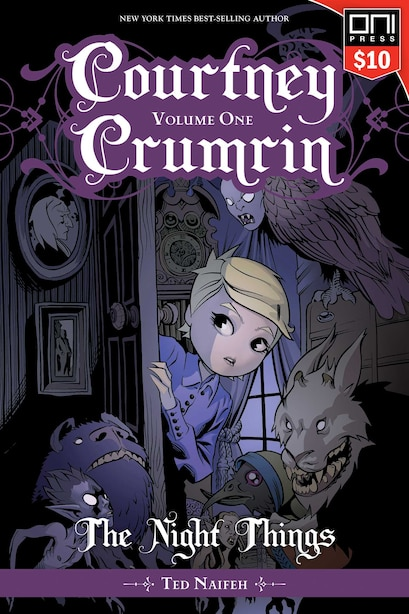 Courtney Crumrin Vol. 1: The Night Things by Ted Naifeh