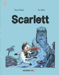 Scarlett: A Star On The Run by Jon Buller