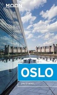 Moon Oslo by David Nikel