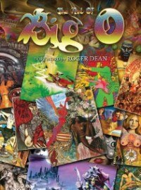 The Art Of Big O: Foreword by Roger Dean - Hardcover by Michael Fishel