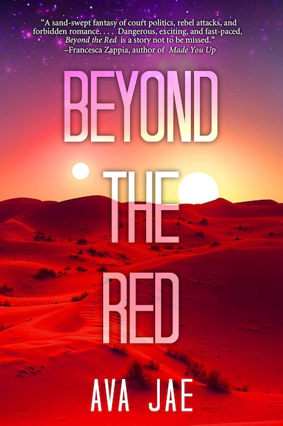Beyond the Red by Ava Jae