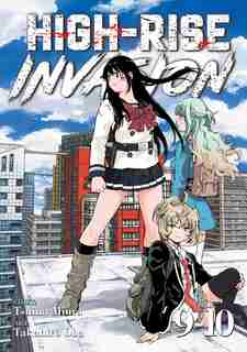 High-rise Invasion Vol. 9-10 by Tsuina Miura