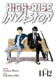 High-rise Invasion Vol. 11-12 by Tsuina Miura
