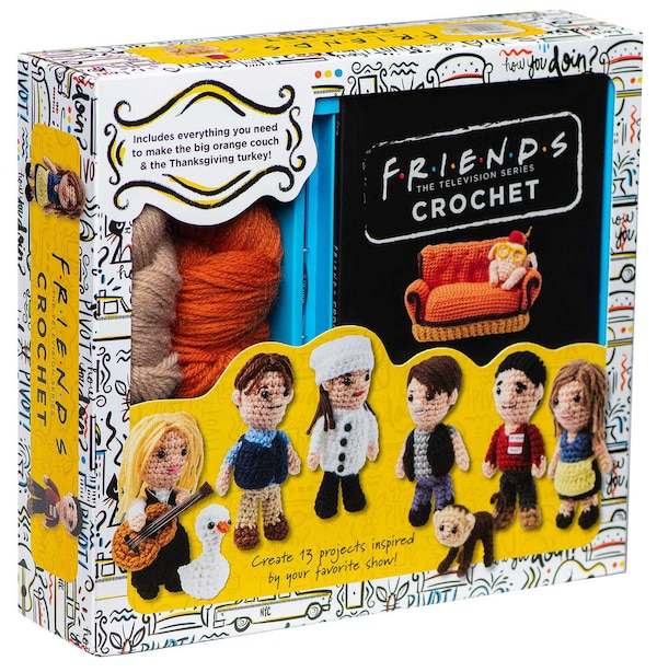 Friends Crochet de Allison Hoffman
