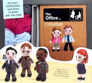 The Office Crochet de Allison Hoffman