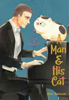 A Man And His Cat 03 by Umi Sakurai