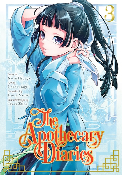 The Apothecary Diaries 03 by Natsu Hyuuga