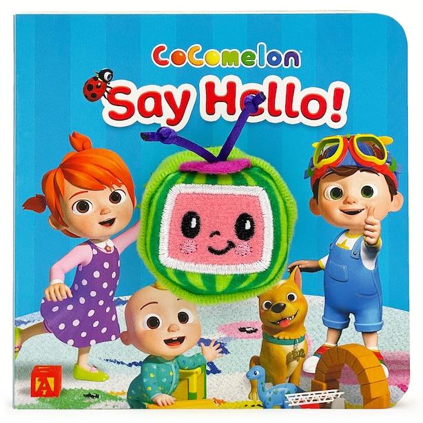 Cocomelon Say Hello! by Scarlett Wing