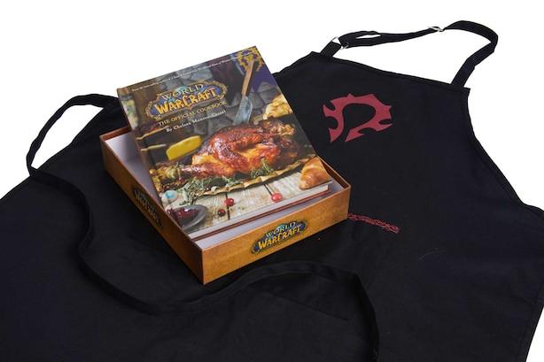 World of Warcraft: The Official Cookbook Gift Set de Chelsea Monroe-cassel