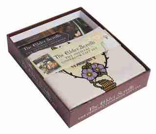 The Elder Scrolls®: The Official Cookbook Gift Set: (the Official Cookbook, Based On Bethesda Game Studios' Rpg, Perfect Gift For Gamers) de Chelsea Monroe-cassel