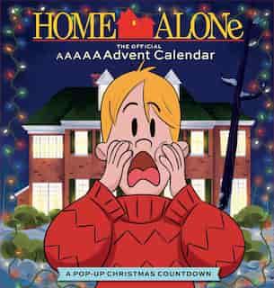 Home Alone: The Official Aaaaaadvent Calendar (2021 Advent Calendar) by Insight Kids