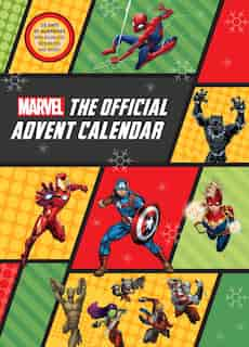 Marvel: The Official Advent Calendar by Insight Editions