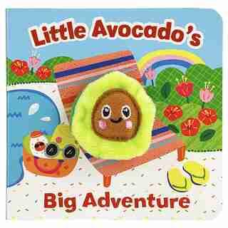Little Avocado's Big Adventure by BRICK PUFFINTON