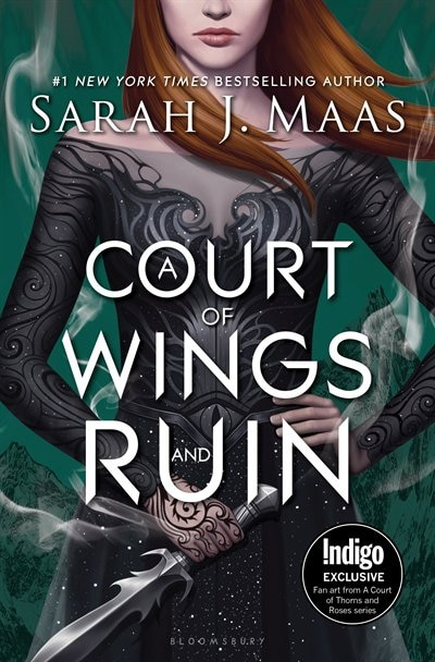 A Court of Wings and Ruin: Indigo Exclusive Edition by Sarah J. Maas
