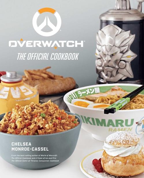 Overwatch: The Official Cookbook de Chelsea Monroe-cassel