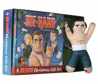 A Die Hard Christmas Gift Set by Doogie Horner