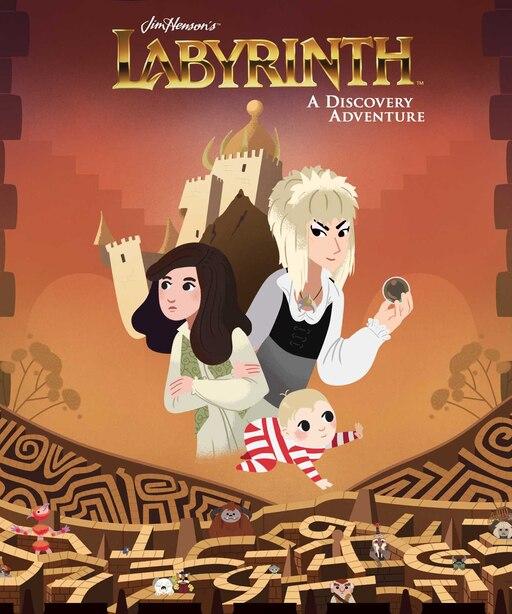 Jim Henson's Labyrinth: A Discovery Adventure by Kate Sherron