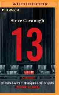 13 (latin American) by Steve Cavanagh