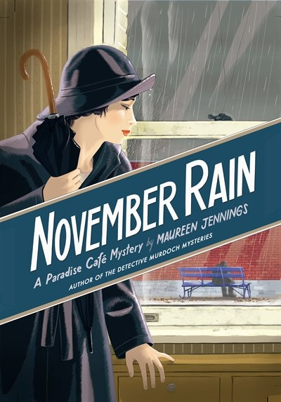 November Rain by Maureen Jennings