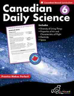 Canadian Daily Science Grade 6 by Janis Barr