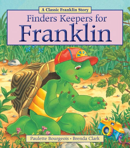 Finders Keepers for Franklin by Paulette Bourgeois