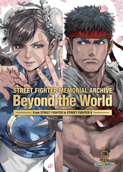 Street Fighter Memorial Archive: Beyond The World by Kinu Capcom