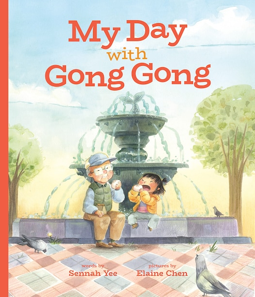My Day With Gong Gong by Sennah Yee